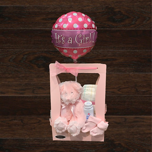 Baby Girl Gift Pack (Bag)