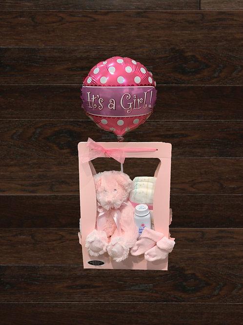 Baby Girl Gift Pack (Bag)
