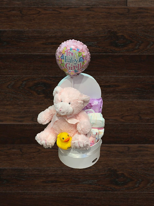Baby Girl Gift Pack (Large)