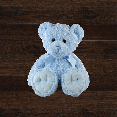 Blue Teddy Bear (3 Sizes)