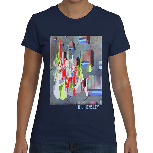 Untitled Ladies T-Shirt