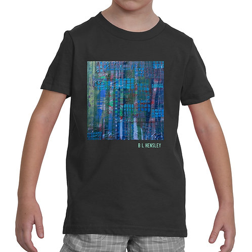 City in Color Little Kids T-Shirt