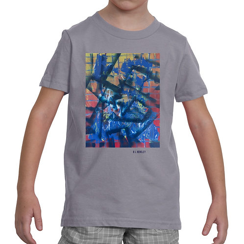 Abstract Little Kids T-Shirt