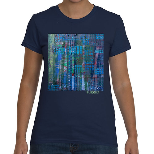 City in Color Ladies T-Shirt