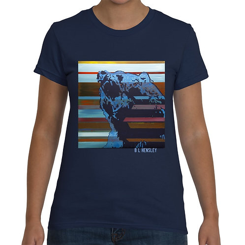 Nita' Okchamali' Ladies T-Shirt