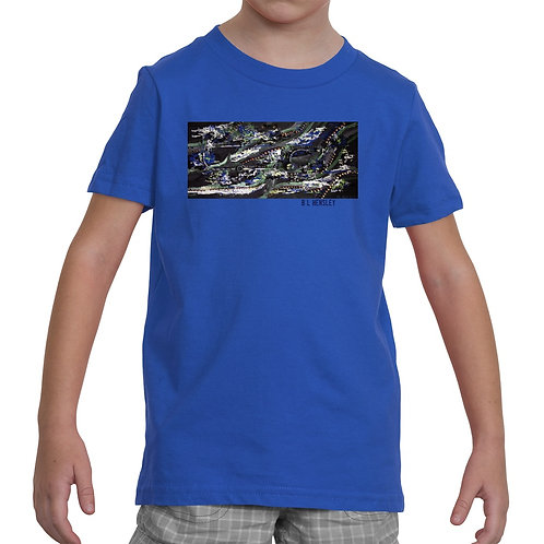 Fused Little Kids T-Shirt
