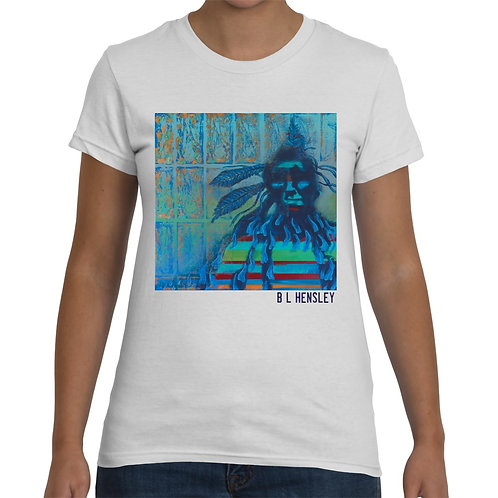 Full Feather Ladies T-Shirt