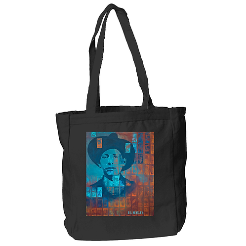 Young Chickasaw Man Tote