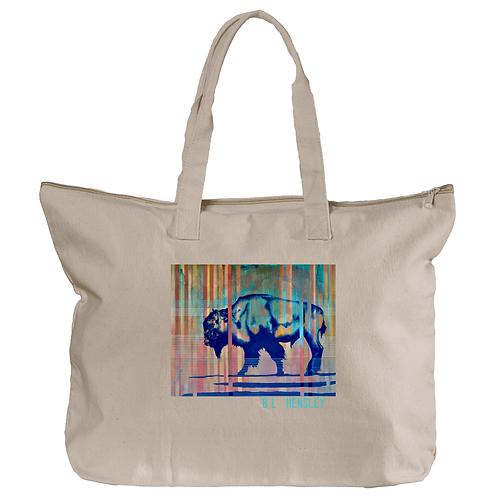 Yanash Zippered Tote Bag