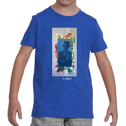 Top Hat Little Kids T-Shirt