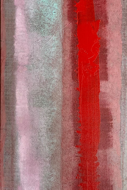 """Untitled 36""""x12"""" (SOLD)"""