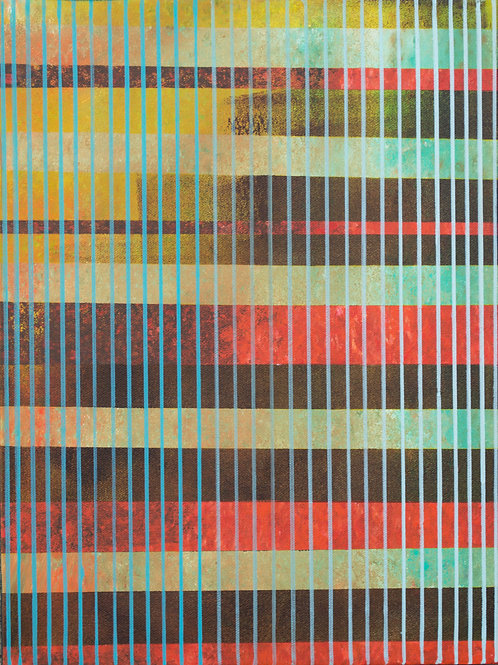 Gradient Stripes(SOLD)