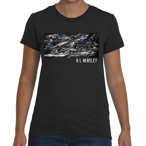 Fused Ladies T-Shirt