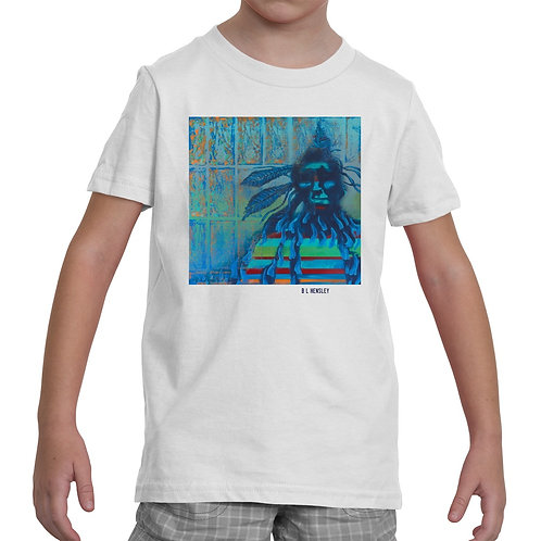 Full Feather Little Kids T-Shirt