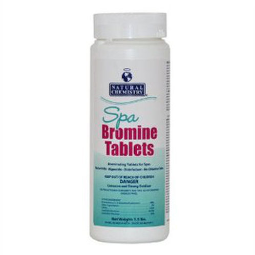 Bromine Tablets 1.5 LB