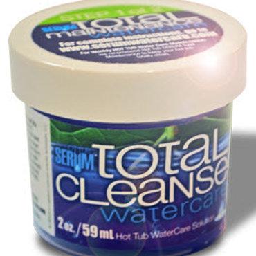 Hot Tub Serum Total Cleanse Step 1