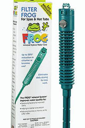 Filter Frog