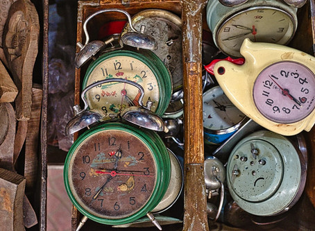 De Werkplaats van de klokkenmaker