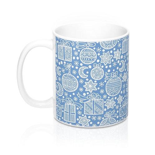 Basic Christmas Mug 1 (#15)