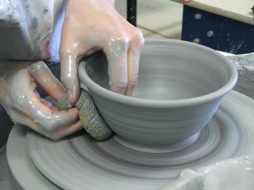 Open Studio Pottery Passes