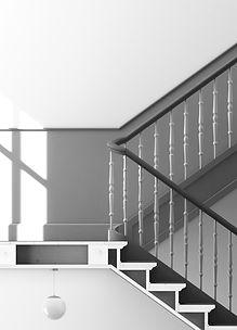 staircase renovtion architect copenhagen classic