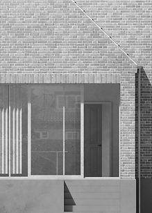 tilbygning murermestervilla architecture thi og dencker brick house addition