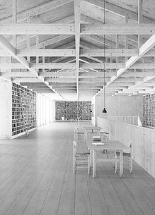 wood library architecture building medborgerhus bibliotek