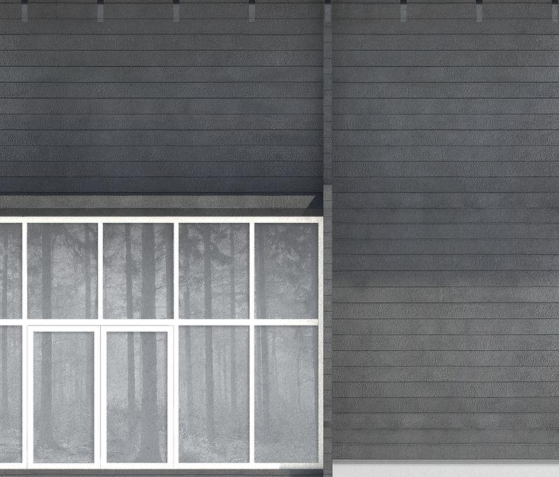 facade for skogfinsk musem