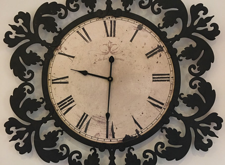 Is time really the issue?