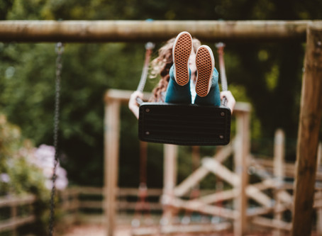 Embracing the swings and roundabouts