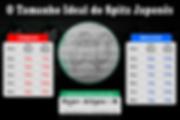 Spitz Japones Brasil Watanabe Fukuyama Kennel Altura Tamanho Peso Heigh Weight Japanese Spitz Fórmula