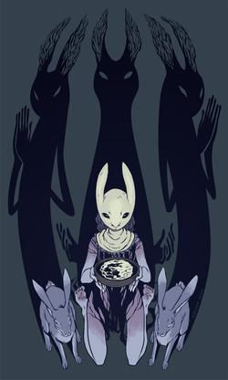 Mad Hare Moon