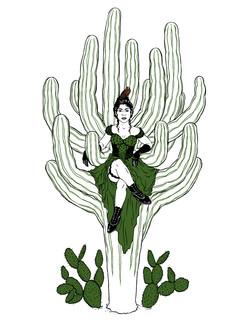 Cactus Queen