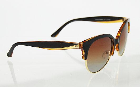 Cat eye luxury sunglasses