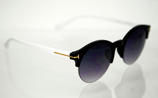 Rounded Vintage Sunglasses