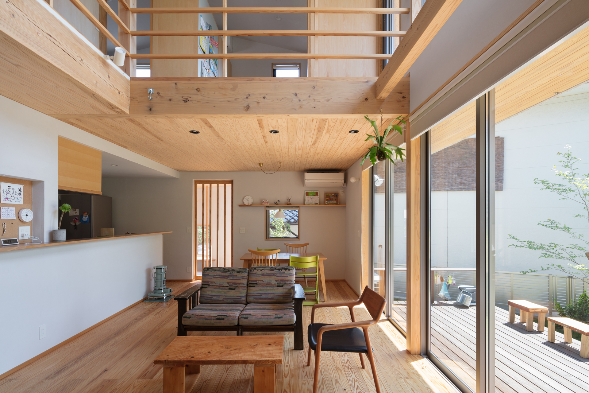 飯倉の家/福田建築設計室