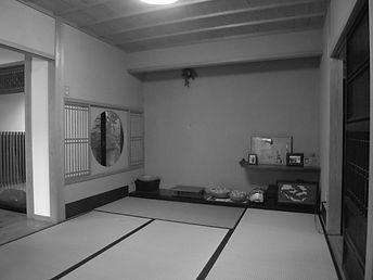 改修前の和室