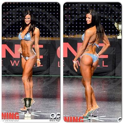 online bikini competition coaching, bikini prep coach, christina barrett