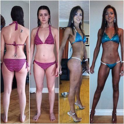 best bikini prep coach