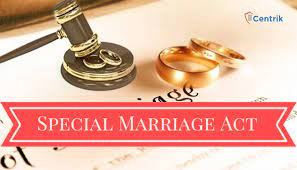 REQUIREMENT OF NOTICE UNDER SPECIAL MARRIAGE ACT 1954