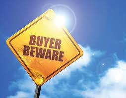 CAVEAT EMPTOR: PRO BUYER OR PRO SELLER?