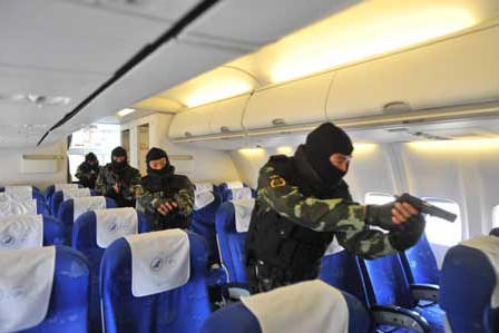 THE MENACE OF AERIAL HIJACKING AND THE INTERNATIONAL AIR LAWS