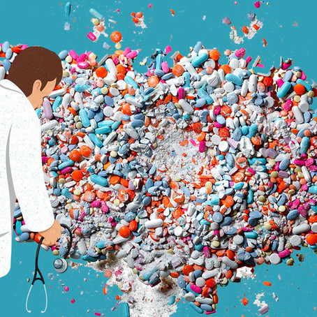 PATENTING THE PHARMA INDUSTRY: A LEGAL V. MORAL ANALYSIS