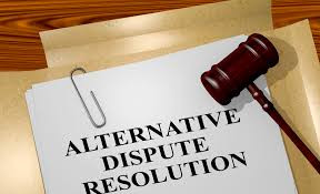 ALTERNATIVE DISPUTE RESOLUTION: A RECAPITULATION