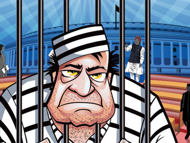 CRIMINALISING POLITICS: THE LAST TWITCH IN DEMOCRACY