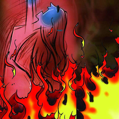 DOWRY-MURDERS IN INDIA: THE WIFE BURNING PHENOMENON