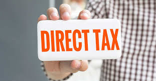 DIRECT TAX CODE: AN OVERVIEW