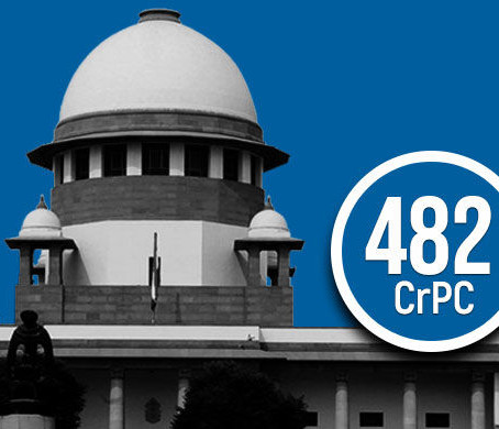 SECTION 482 Cr.PC & PASS INTERIM ORDERS PENDING QUASHING PETITIONS