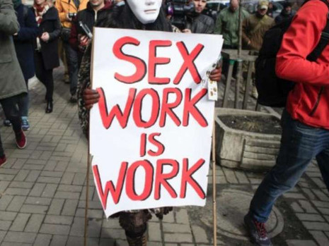 SEX WORKERS' RIGHT TO WORK