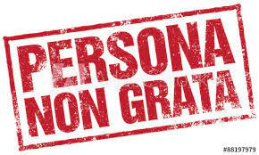 INTERNATIONAL LAW CONCERNING THE IMPORTANCE OF PERSONA NON GRATA